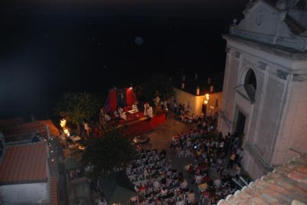 Festa del ss for Apri le foto del piano